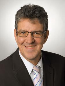 Beratungsstellenleiter Lothar Ferdinand
